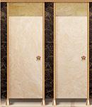 如何选择卫生间隔断门,卫生间隔断门的选择方法