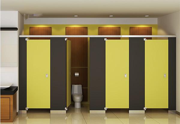 选择卫生间隔断材料时有哪些注意要点?