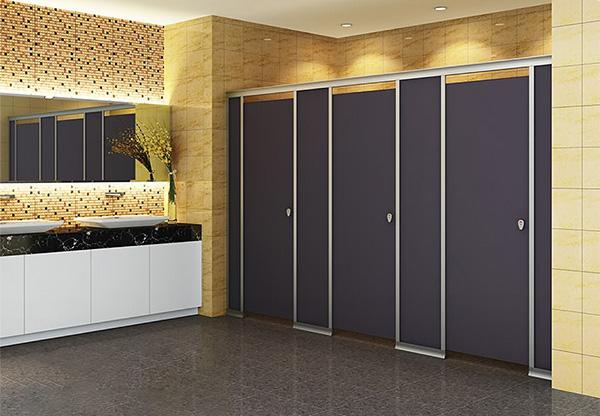 家用卫生间隔断设置常见的几种形式