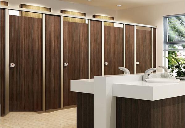 家庭卫生间隔断装修常见的三种形式