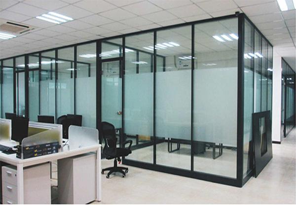 办公室隔断装修的种类有哪些