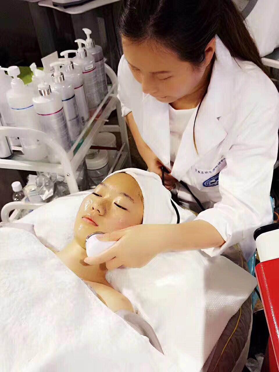 韩式皮肤管理培训中心