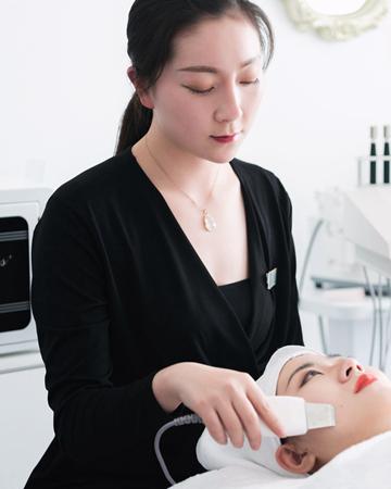 韩式皮肤管理培训中