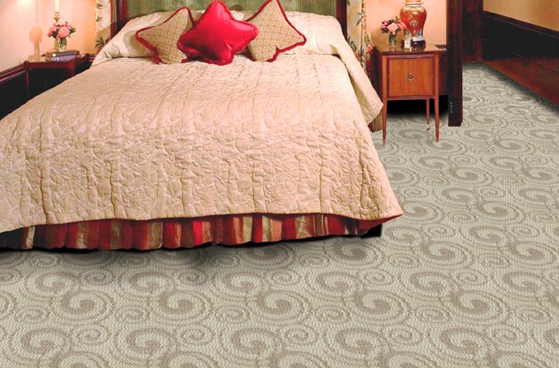 云南酒店地毯批发公司是怎样清洁地毯的