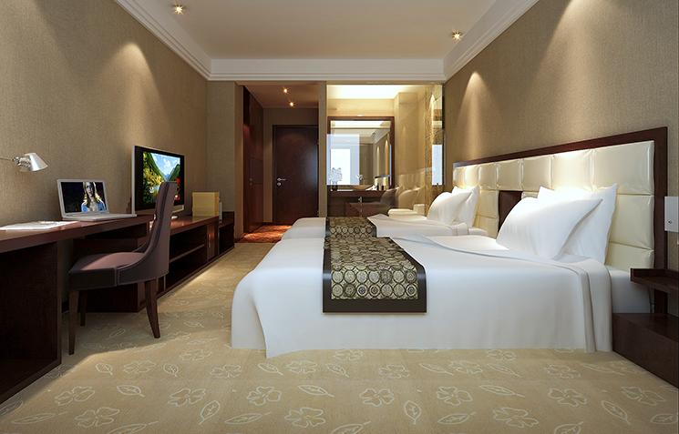 酒店地毯是决定一个酒店风格的重要因素