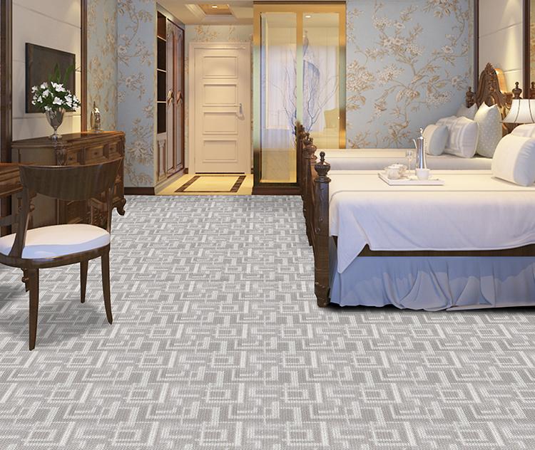 昆明客厅地毯定制厂家总结哪些颜色地毯搭配更受用户欢迎