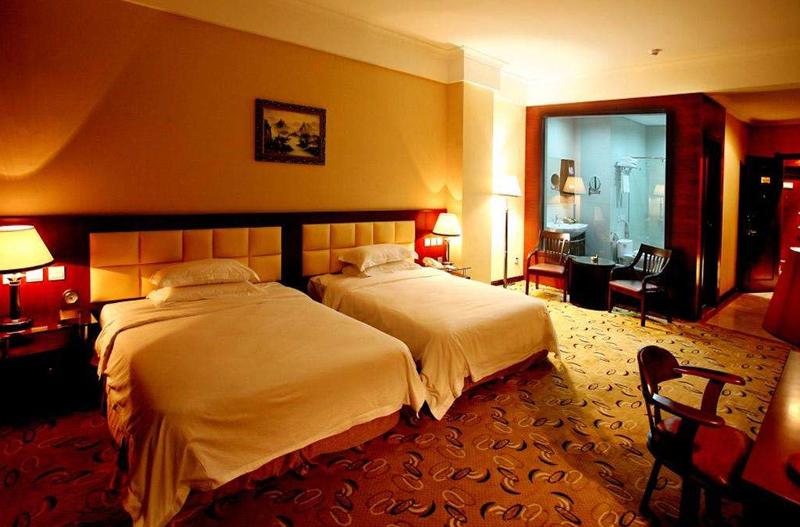 皇家园林酒店地毯