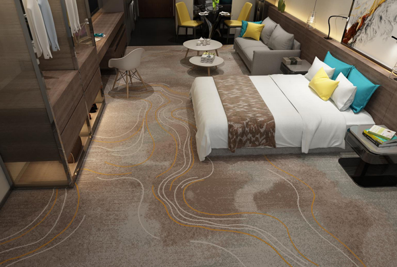 昆明客房地毯-36