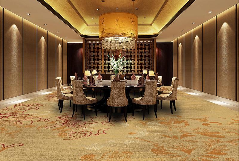 昆明宴会厅地毯-25