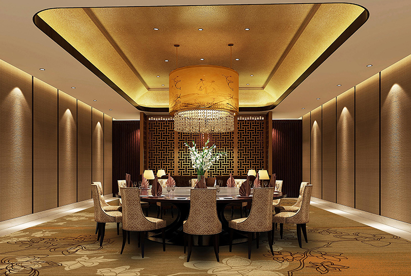 昆明宴会厅地毯-26