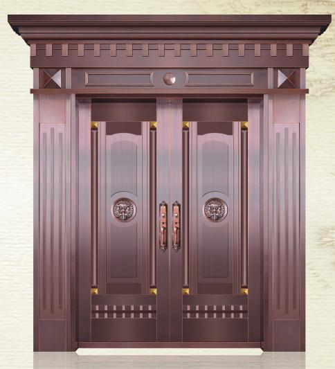贵族世家铜门 型号:AS-6016