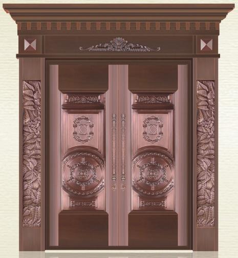贵族世铜门 型号:AS-6019