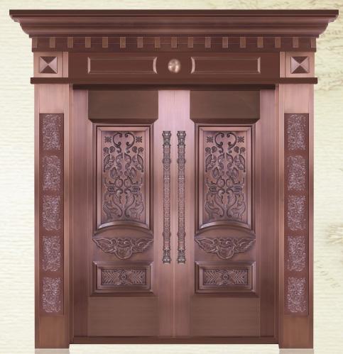 贵族世家铜门 型号:AS-6020