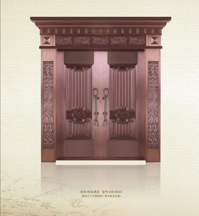 昆明铜门型号