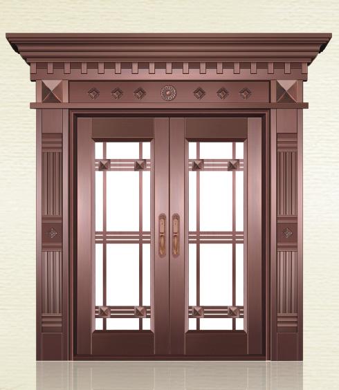 贵族世家铜门  型号:AS-6077