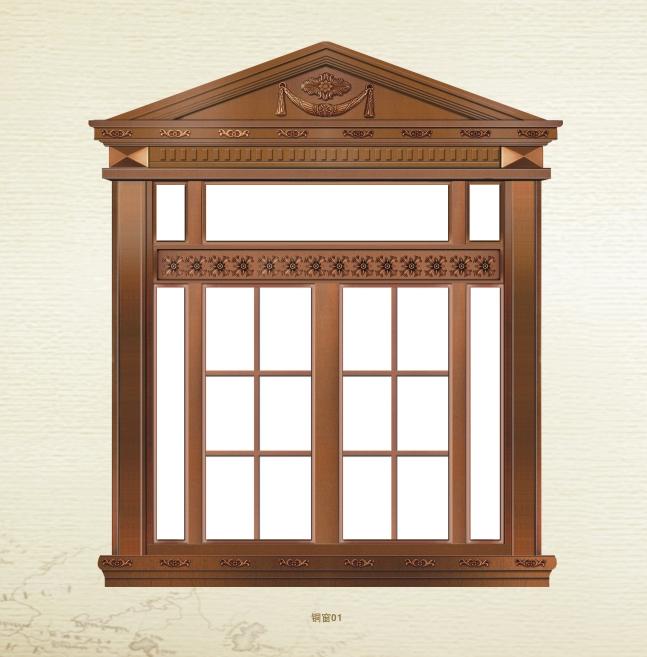 昆明铜窗安装