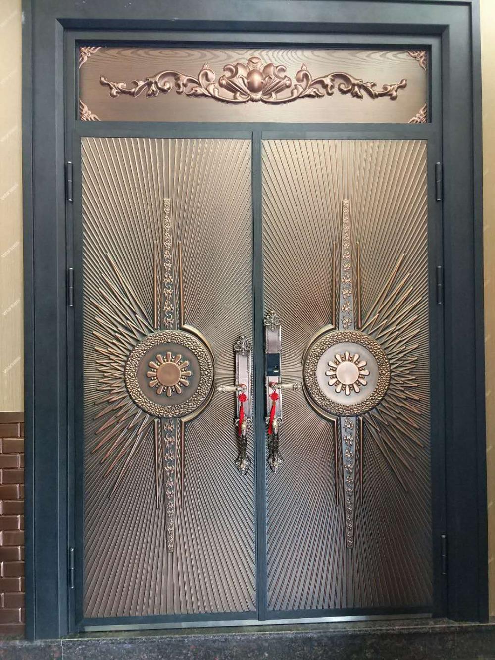 昆明铜门安装