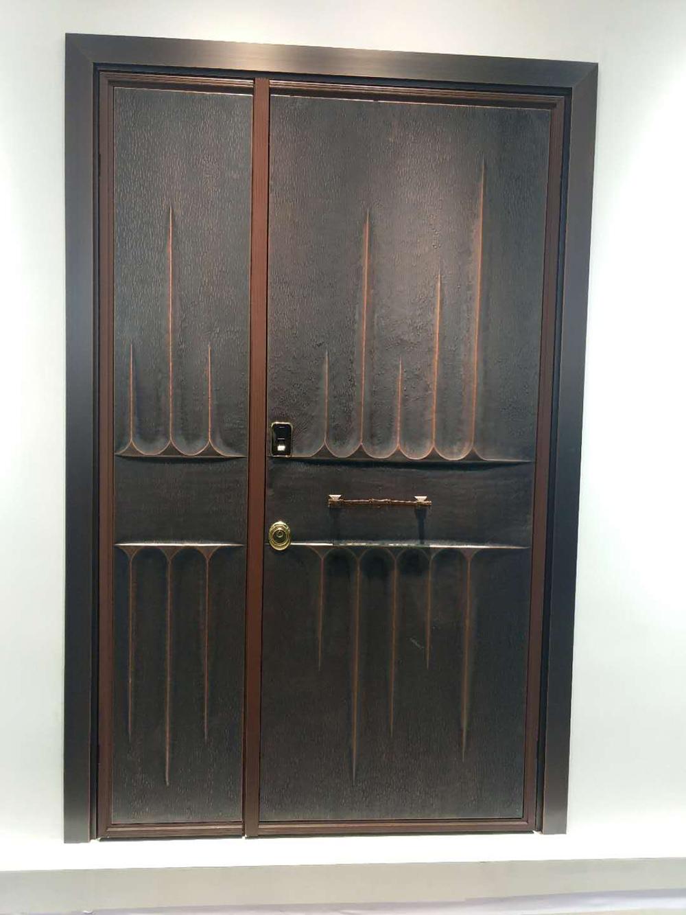 铸铝门产品设计