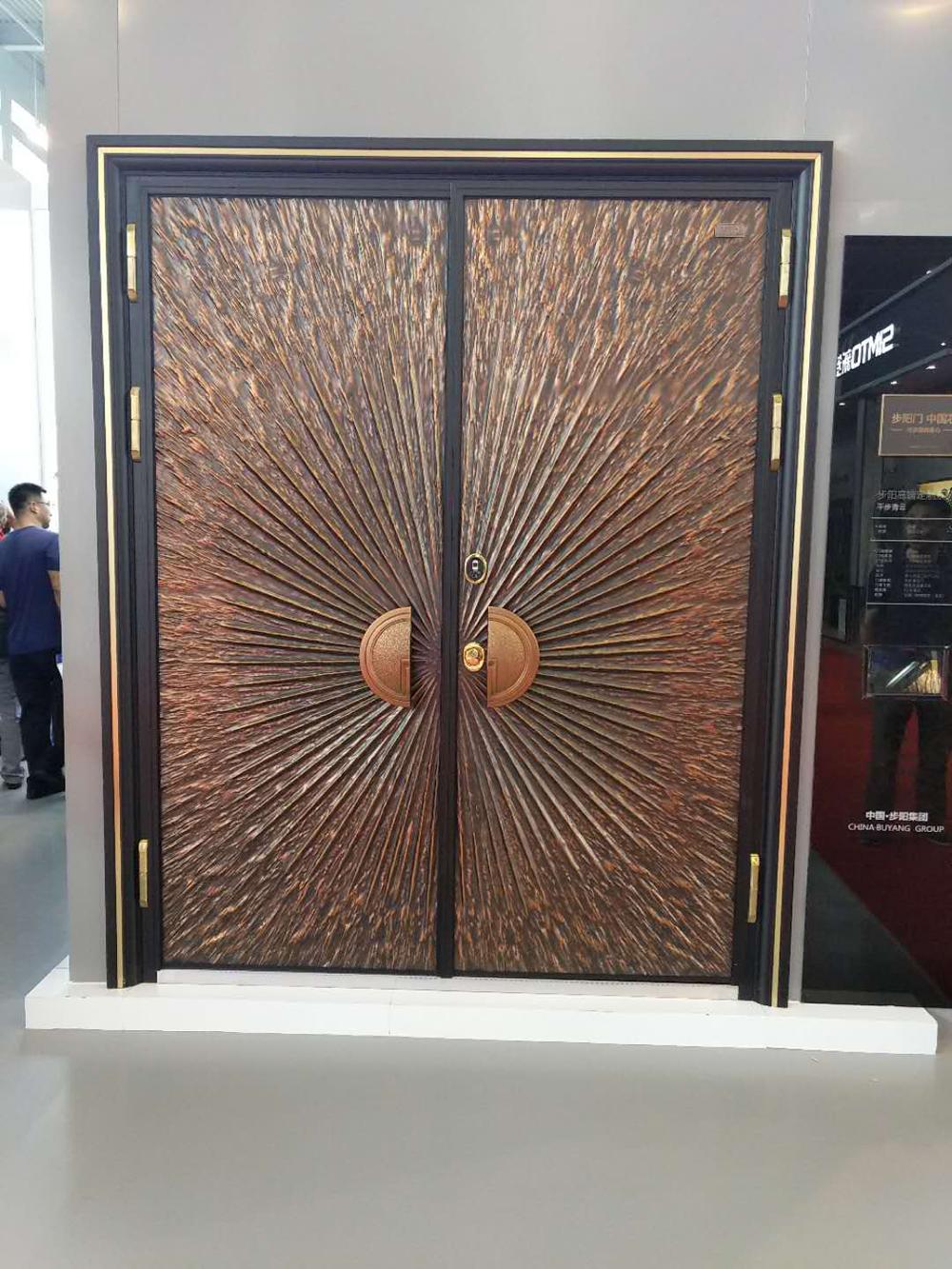 铸铝门分类