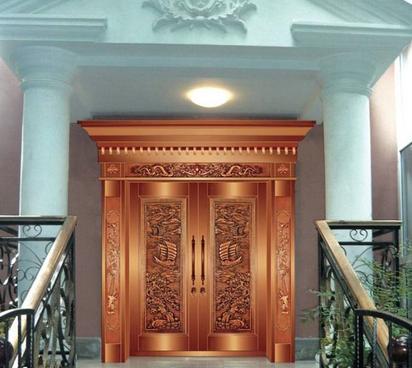 铜门为什么这么受欢迎?