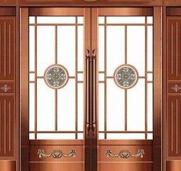 昆明安胜门业告诉你影响铜门价格的因素有哪些?