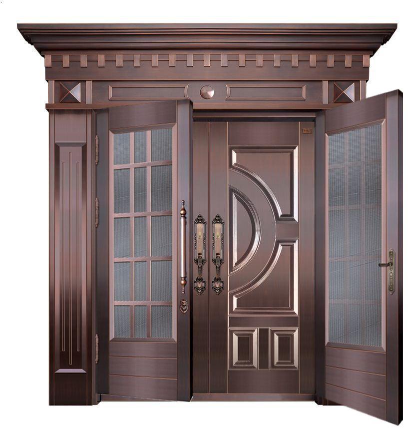 为什么昆明铜门的价格为何会如此昂贵?