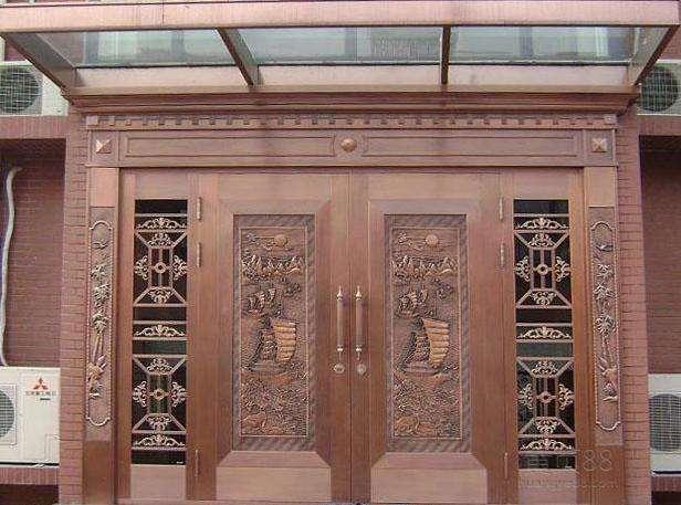 云南銅門安裝施工技術和注意事項介紹。