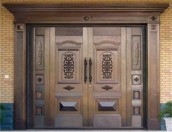 你如何看待,鑄鋁門與銅門大戰三百回合?