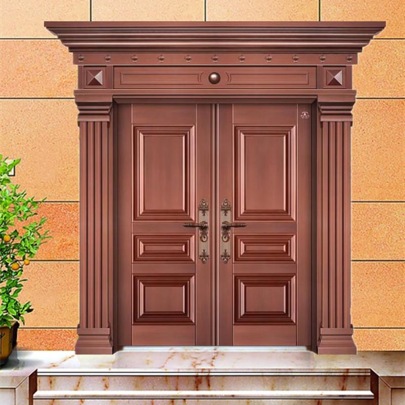 安胜工程铜门基本信息概述及特性
