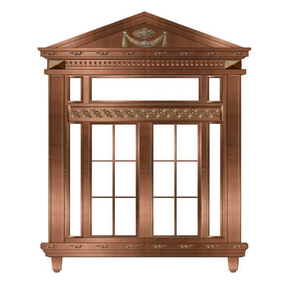 高档铜窗的市场优势及定制
