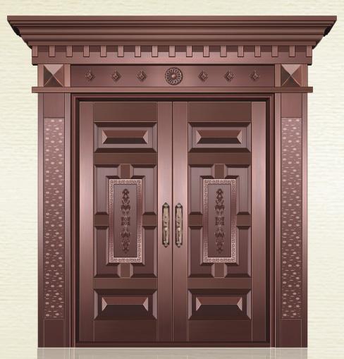 云南铜门的优点和特点