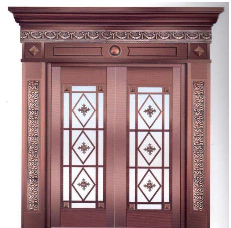 云南铜门厂教你3步轻松选择优质铜门以及保养方法,大家都来了…