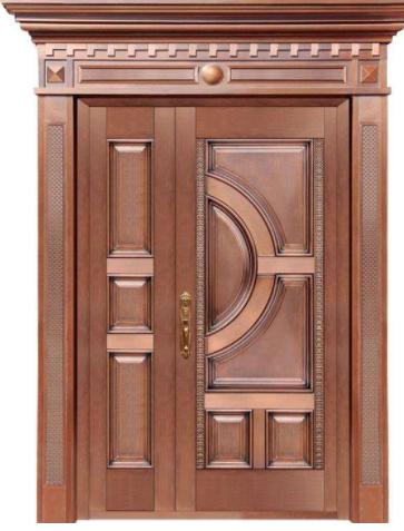 云南铜门厂家告诉你定制铜门的注意事项