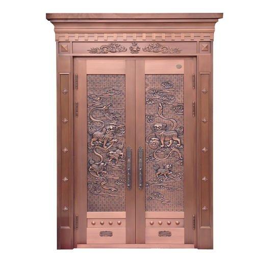 铜门和普通门窗相比就有什么优势