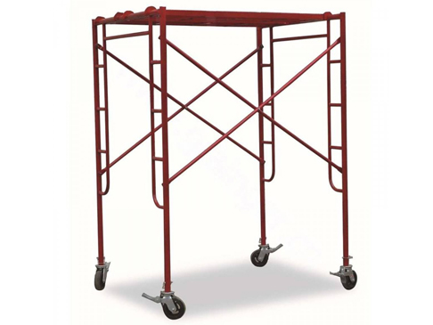 在云南门架脚手架租赁市场上常见的圆盘式脚手架有何不同