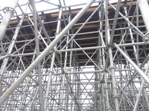 建筑用圆盘式脚手架
