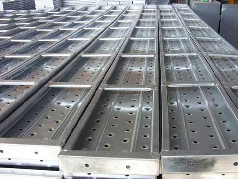 钢跳板建材工程