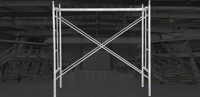 在建筑施工轮扣式脚手架搭建中要引起大家重视的一些小细节