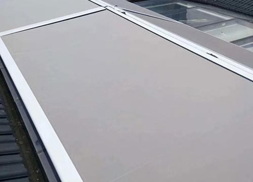 云南玻璃頂遮陽簾訂做