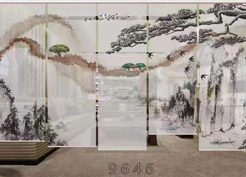 云南3D屏风门帘厂家