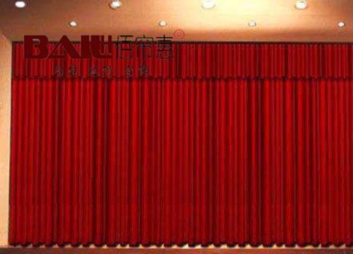 电动舞台幕布