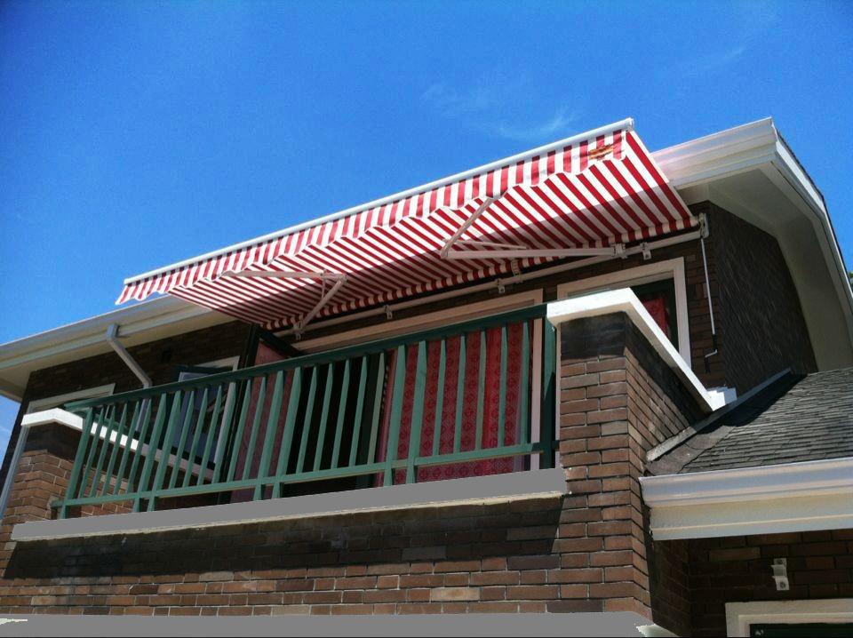 实用型遮阳棚VS装饰性遮阳棚