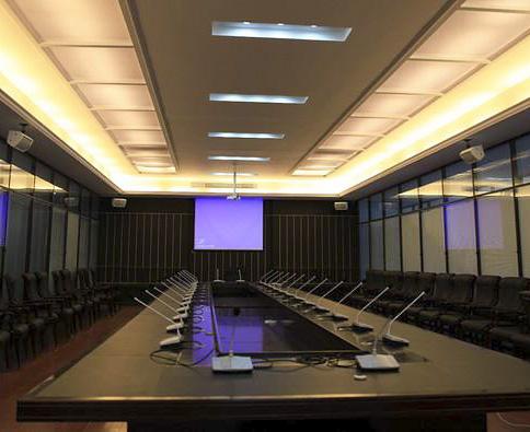 多功能数字会议系统