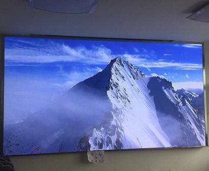 高科室内全彩屏安装