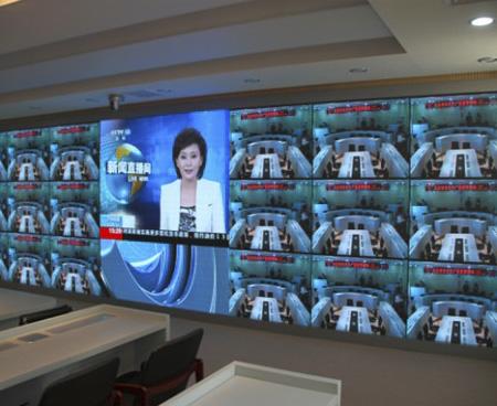 利亚德LED室内全彩显示屏