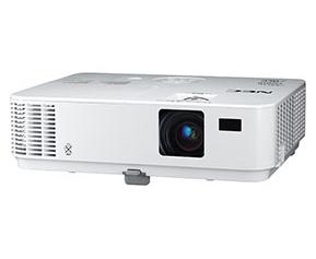 NEC便携式商务投影机V302XC