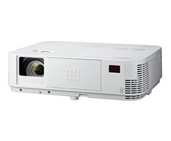 NEC 高清家庭影院磁感投影机 M323H+