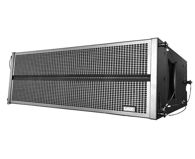 锐丰音响线阵列扬声器AT210