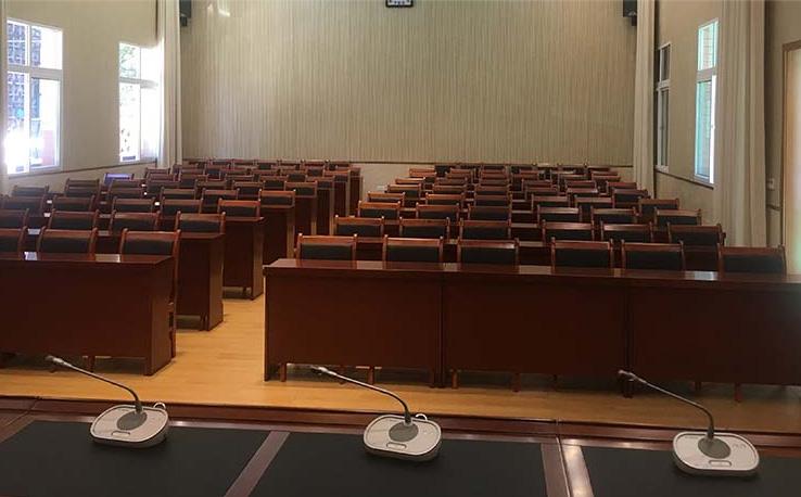會議室音響體系處理計劃