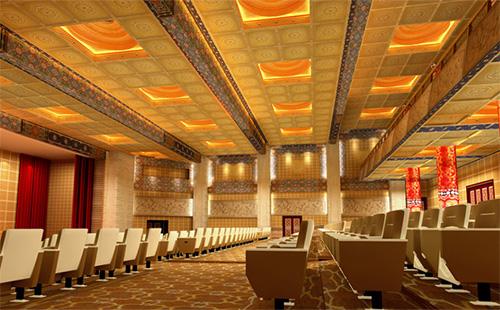 劇院、劇院、會堂音響體系處理計劃